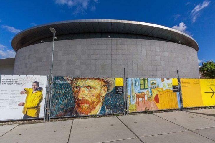 Vincent van Gogh museum set