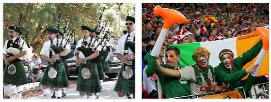 Cultural Characteristics in Ireland