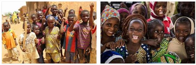 Niger Children