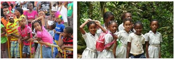 Seychelles Children