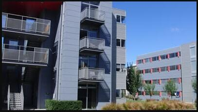 Student residences in New Zealand