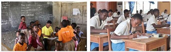 Study in Ghana
