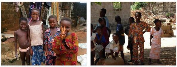Togo Children