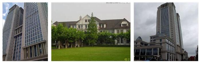 Fudan University Study Abroad