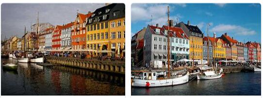 Attractions in Denmark
