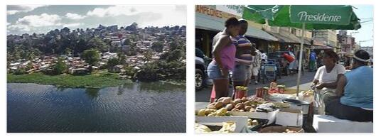 Dominican Republic Human Geography