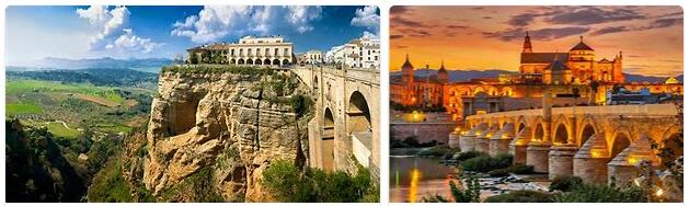 Travel to Andalusia, Spain